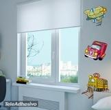 Kinderzimmer Wandtattoo: Transportation 02 1