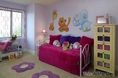 Kinderzimmer Wandtattoo: Zoo 1 2