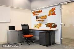 Kinderzimmer Wandtattoo: Aquarium 1 3
