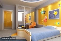 Kinderzimmer Wandtattoo: Aquarium 10 3