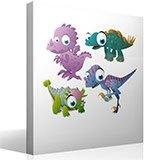 Kinderzimmer Wandtattoo: Dinosaurs 1 4