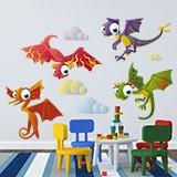 Kinderzimmer Wandtattoo: Dinosaurs 2 6