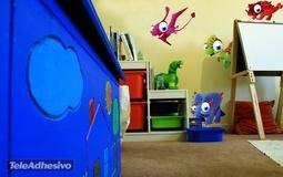 Kinderzimmer Wandtattoo: Dinosaurs 3 3