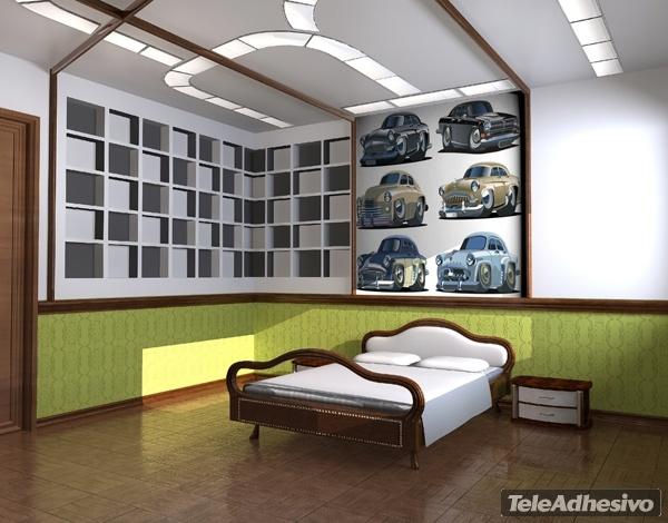 Kinderzimmer Wandtattoo: Cars 2