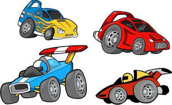 Kinderzimmer Wandtattoo: Cars 5