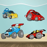 Kinderzimmer Wandtattoo: Cars 5 4