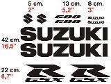 Aufkleber: GSXR600-2004 2