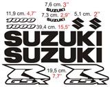 Aufkleber: GSXR 1000 2005-06 II 2