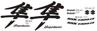 Aufkleber: Edition logo set