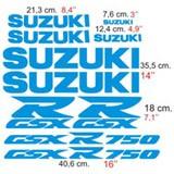 Aufkleber: GSXR 750 1996 2