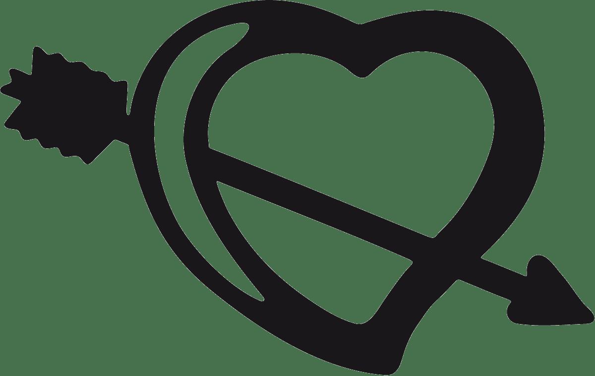 Aufkleber: Liebe 17