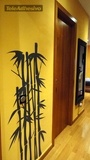 Wandtattoos: New Bamboo 3