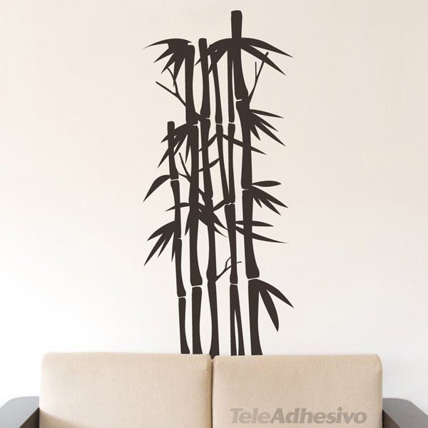 Wandtattoos: New Bamboo