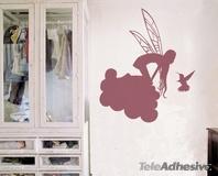 Wandtattoos: Cloud Fairy 2