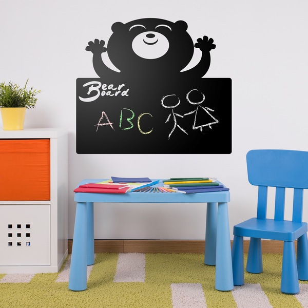 Tafel Wandtattoo für Kinder   WebWandtattoo.com