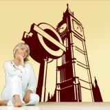 Wandtattoos: Big Ben 2
