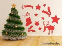 Wandtattoos: Kit Weihnachten 2 1