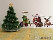 Wandtattoos: Kit color christmas 1