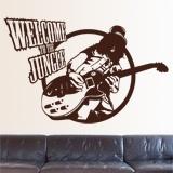 Wandtattoos: Guitar hero 1