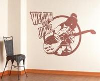 Wandtattoos: Guitar hero 2