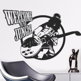 Wandtattoos: Guitar hero 4