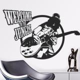 Wandtattoos: Guitar hero 3