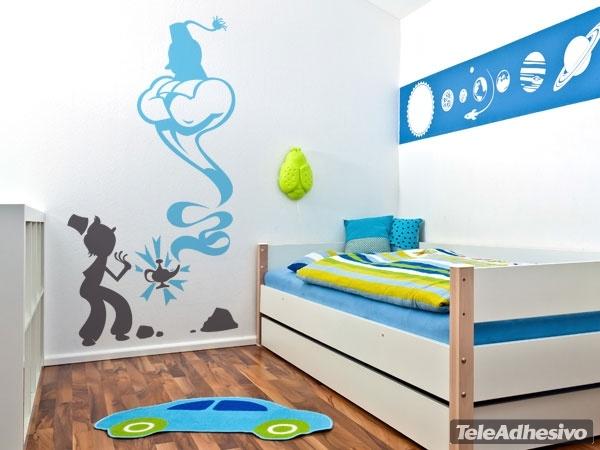 Wandtattoos: Aladdin