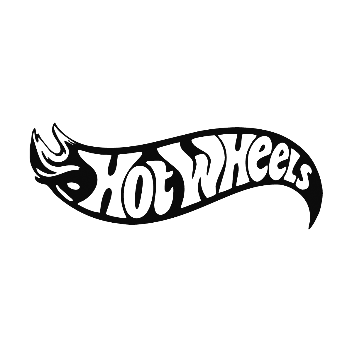 Aufkleber: Hot Wheels