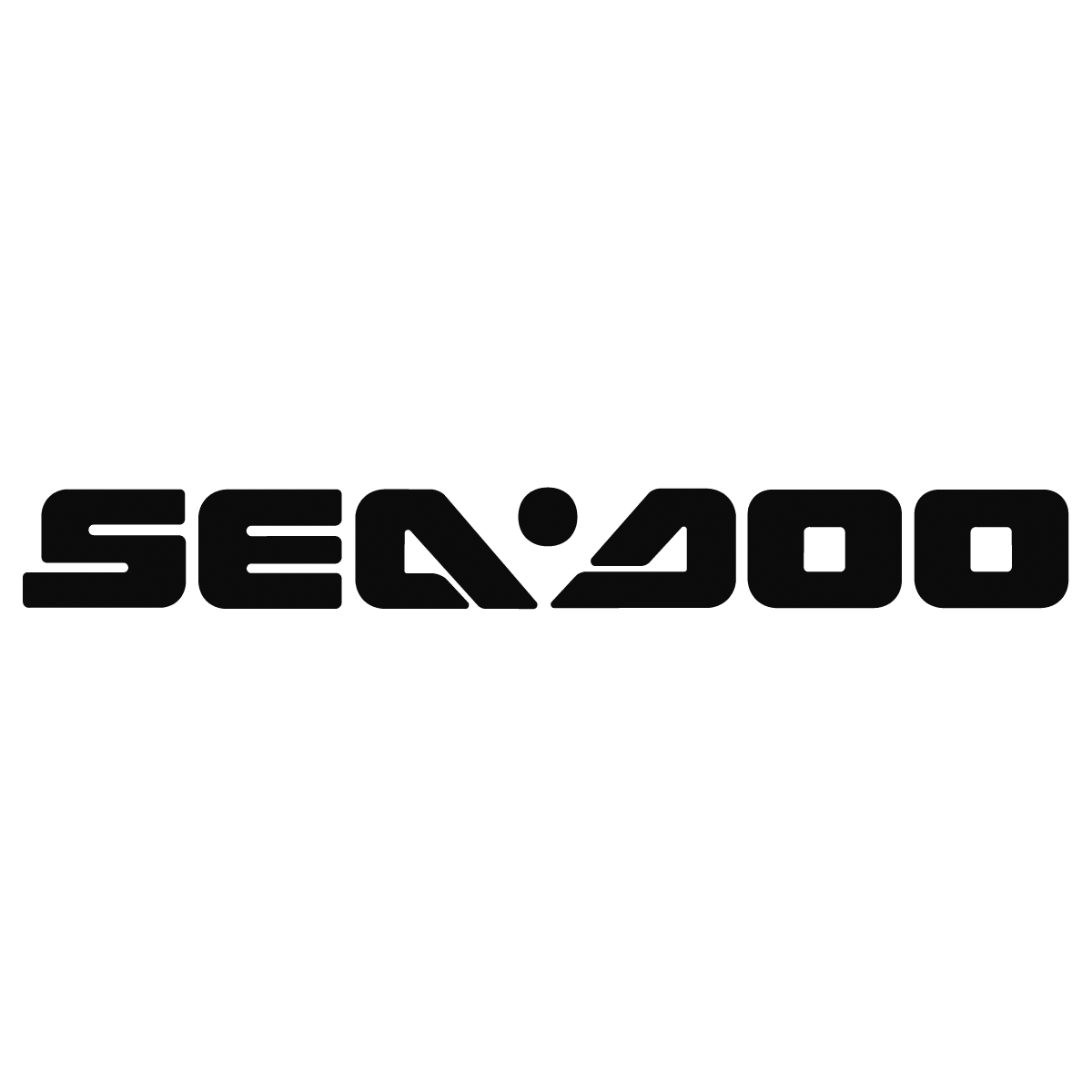 Aufkleber: SeaDoo