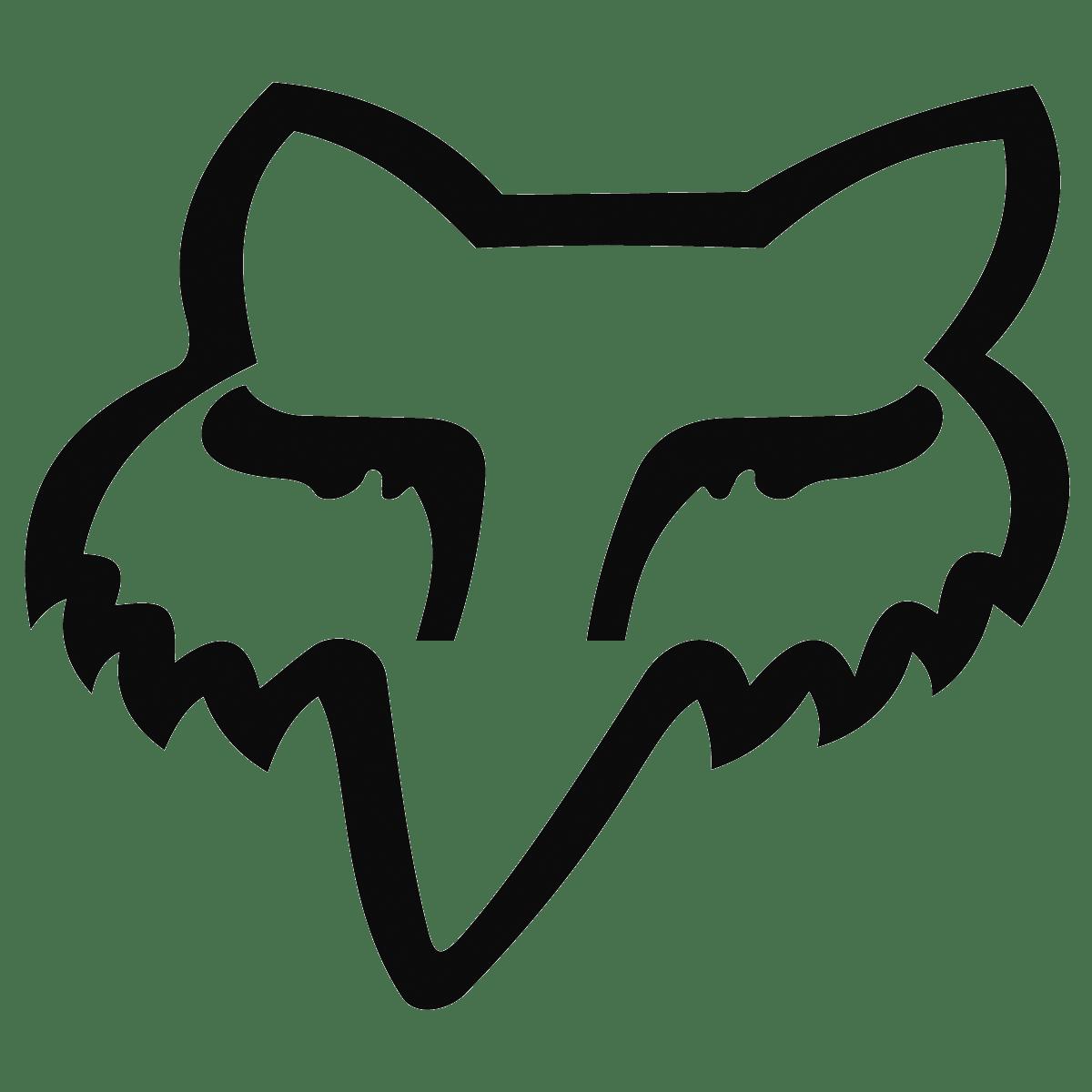 Aufkleber: Fox