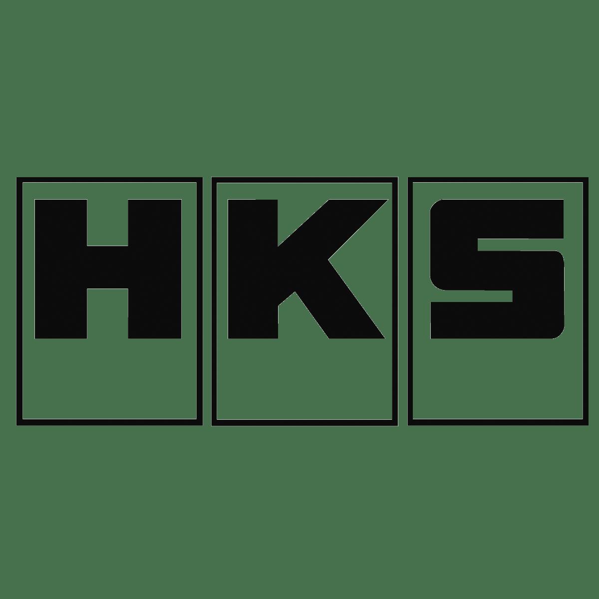 Aufkleber: HKS