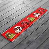 Kinderzimmer Wandtattoo: Racing Cars Valance 3