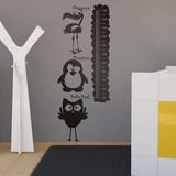 Kinderzimmer Wandtattoo: Animals Meter 0