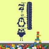 Kinderzimmer Wandtattoo: Animals Meter 2