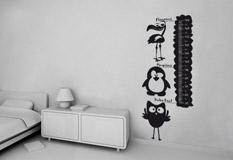 Kinderzimmer Wandtattoo: Animals Meter 3