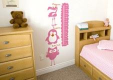 Kinderzimmer Wandtattoo: Animals Meter 4