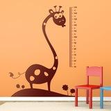 Kinderzimmer Wandtattoo: Giraffe 2 Meter 0