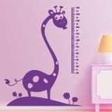 Kinderzimmer Wandtattoo: Giraffe 2 Meter 3