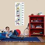Kinderzimmer Wandtattoo: Meter Straße und Auto 3