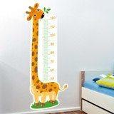 Kinderzimmer Wandtattoo: Meter-Giraffe 3 3