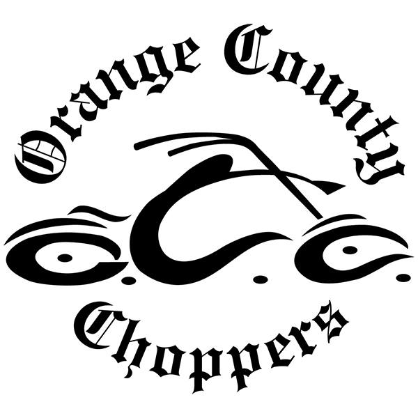 Aufkleber: Orange Country Choppers