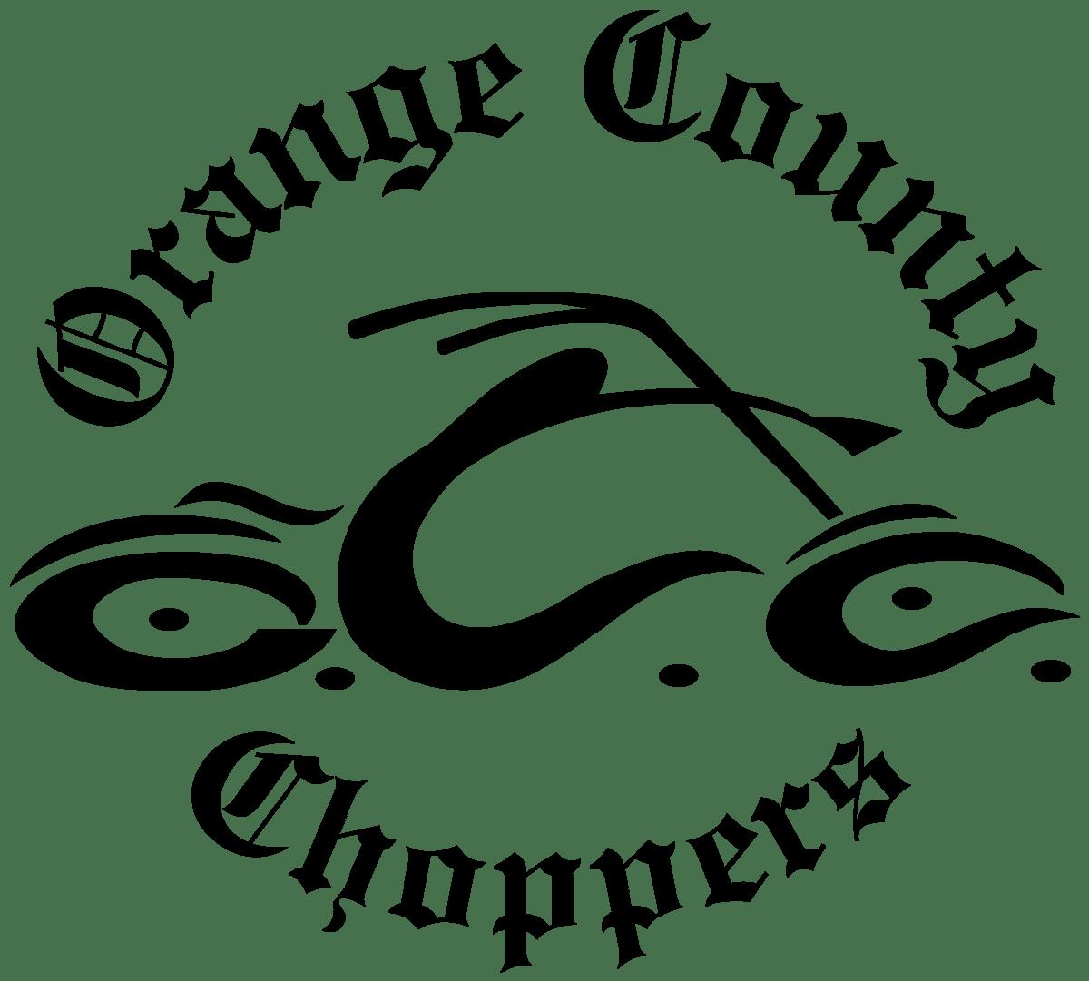 Aufkleber: Orange Country Choppers