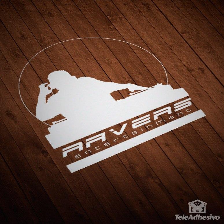 Aufkleber: Ravers