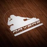Aufkleber: Ravers 1