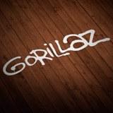 Aufkleber: Gorillaz 2
