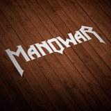 Aufkleber: Manowar 2