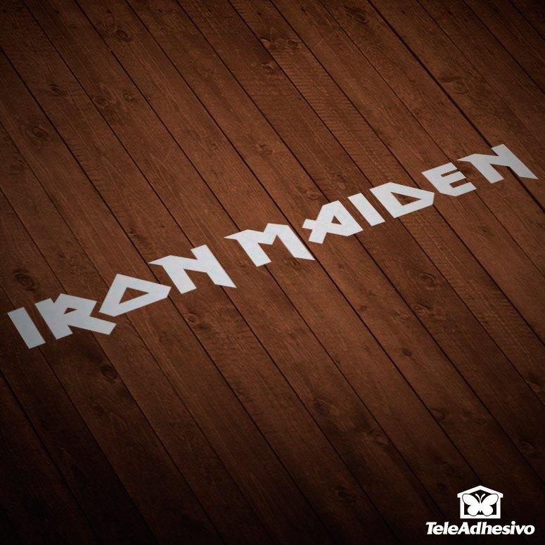 Aufkleber: Iron Maiden