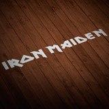 Aufkleber: Iron Maiden 2