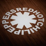 Aufkleber: Red Hot Chili Peppers 2