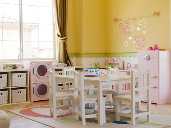 Kinderzimmer Wandtattoo: Multicolour Angel y Demonio